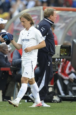 Luka Modric has been a transfer target of Chelsea for much of the summer.