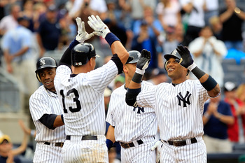 The Yankees continue to possess one of the games top offenses.