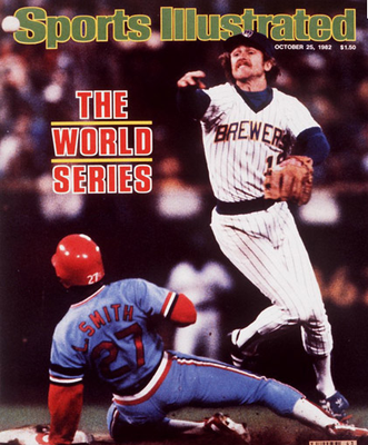 The Milwaukee Brewers haven't appeared in the World Series since 1982 (photo courteous of sportsillustrated.com)
