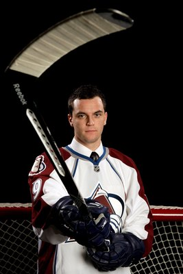 MONTREAL, QC - JUNE 27:  Stefan Elliott poses for a portrait after being drafted by the Colorado Avalanche during the 2009 NHL Entry Draft at the Bell Centre on June 27, 2009 in Montreal, Quebec, Canada.  (Photo by Jamie Squire/Getty Images)