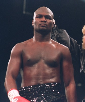 18 NOV 1994:  JACKIE KALLEN, MANAGER OF JAMES TONEY, BEFORE TONEY'S FIGHT WITH ROY JONES JR AT THE MGM GRAND HOTEL IN LAS VEGAS, NEVADA. Mandatory Credit: Holly Stein/ALLSPORT