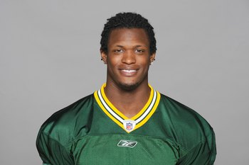 GREEN BAY, WI - 2009:  Will Blackmon of the Green Bay Packers poses for his 2009 NFL headshot at photo day in Green Bay, Wisconsin.  (Photo by NFL Photos)