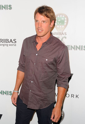 NEW YORK, NY - AUGUST 25:  NHL player Brad Richards attends the 12th Annual BNP Paribas Taste of Tennis at W New York Hotel on August 25, 2011 in New York City.  (Photo by Andrew H. Walker/Getty Images for BNP Paribas)