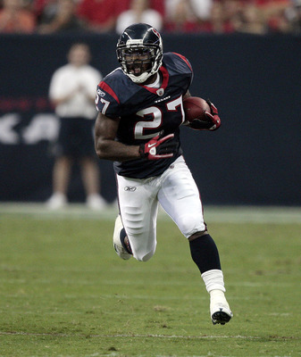 Houston Texans' RB Chris Ogbonnaya