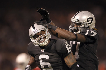 There goes that man again.....Denarius Moore has made Steve Corkran, Jerry McDonald, and other Raider writers stand up and take notice this preseason