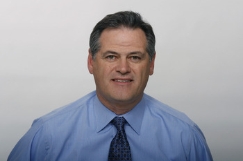 METAIRIE, LA - CIRCA 2010: In this handout image provided by the NFL, Executive Vice President/General Manager Mickey Loomis of the New Orleans Saints poses for his 2010 NFL headshot circa 2010 in Metairie, Louisiana. (Photo by NFL via Getty Images)