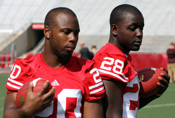 James White and Montee Ball form one of the top RB tandems in the nation (courtesy scout.com)