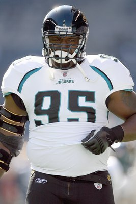 Montavious Stanley, former Jacksonville Jaguar and Detroit Lion