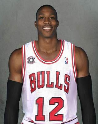 Howard to the Bulls would get them to NBA Finals.