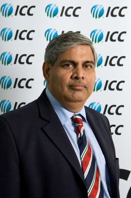 DUBAI, UNITED ARAB EMIRATES - OCTOBER 12: ICC Executive Board Member Shashank Manohar poses for a portrait at the International Cricket Council (ICC) Executive Board meeting on October 12, 2010 in Dubai, United Arab Emirates. (Photo by Jack Dabaghian/Gett