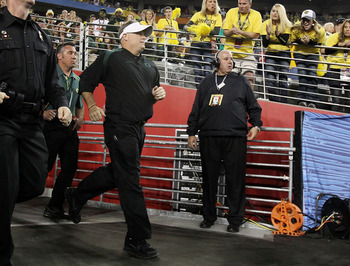 Oregon coach Chip Kelly