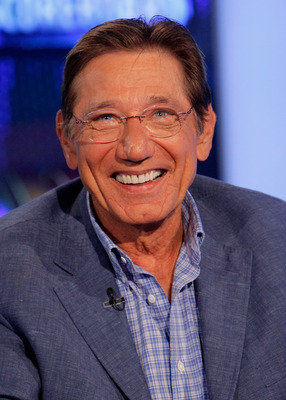 NEW YORK, NY - AUGUST 30:  Former NFL player Joe Namath visits 'America's Nightly Scoreboard with David Asman' on the FOX Business Network at FOX Studios on August 30, 2011 in New York City.  (Photo by Jemal Countess/Getty Images)