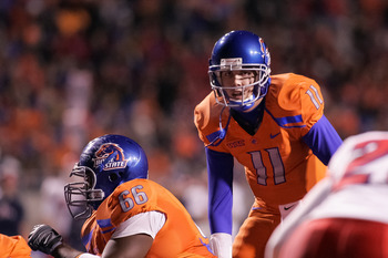 Kellen Moore is the key for Boise State's Offense
