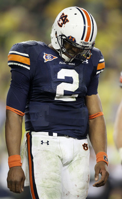 For Auburn, No Cam Newton = No Top 25