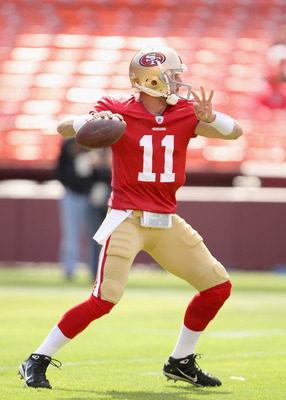 The 49ers need Alex Smith to play well