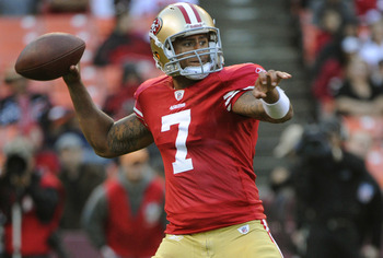 Colin Kaepernick is not ready to start in the NFL