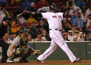 Big Papi is back, ladies and germs.