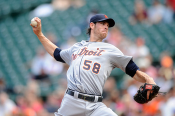 Tigers Tall-Boy, Doug Fister