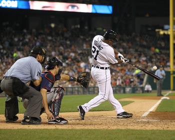 Delmon Young has been just what the Tigers needed in the stretch run.