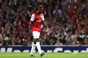 Johan Djourou has had his chances and come up short