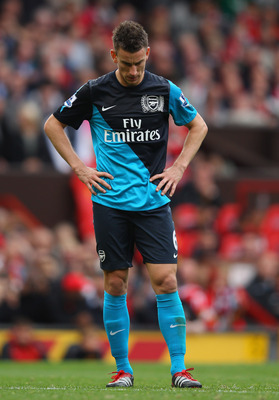 Laurent Koscielny will need to take a back seat