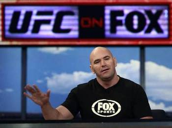 The UFC is pretty much taking over the planet