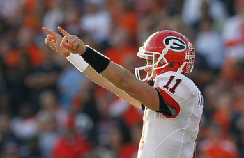 Aaron Murray will show maturity against Boise State