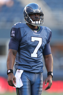 Tarvaris Jackson arrives from Minnesota to lead the Seahawks