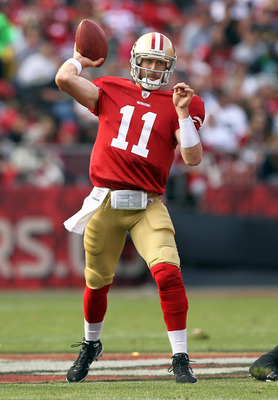 If Alex Smith plays well, the 49ers could surprise