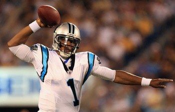 Cam Newton a below average preseason