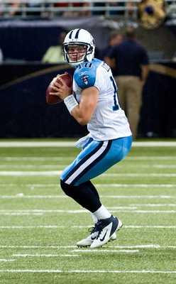 jake Locker played like the #1 draft pick