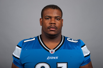 Former Lions defensive tackle Robert Callaway
