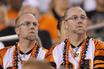 These Guys Can't Believe They're Bengals Fans