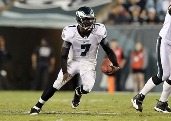 Michael Vick Takes Control For A Full Season