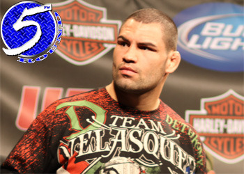 Cain Velasquez is the Total Package