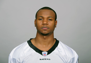 Former Detroit Lions and Baltimore Ravens DB Prince Miller