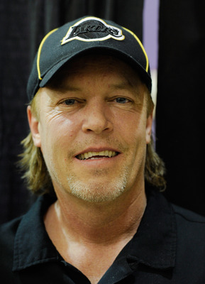 EL SEGUNDO, CA - MAY 31:  Jim Buss, executive vice president of basketball operations of the Los Angeles Lakers, is seen after Lakers new coach Mike Brown's introductory news conference at the team's training facility on May 31, 2011 in El Segundo, Califo