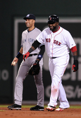 Since the Division Series started in 1995, the Red Sox and/or Yankees have made the postseason every year (and in half the years, both teams made it).