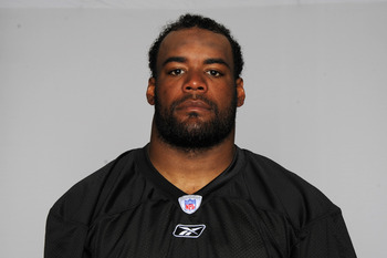 PITTSBURGH, PA - CIRCA 2010: In this handout image provided by the NFL, Keyaron Fox of the Pittsburgh Steelers poses for his 2010 NFL headshot circa 2010 in Pittsburgh, Pennsylvania. (Photo by NFL via Getty Images)