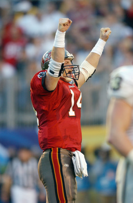 Former Tampa Bay QB Brad Johnson