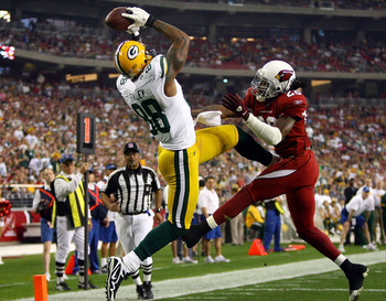 Jermichael Finley poses coverage problems for linebackers and d-backs alike.