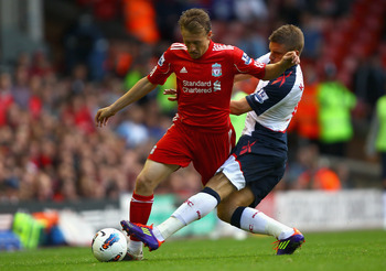 Lucas Leiva, Anfield's Mr. Dependable