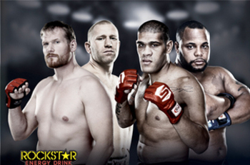 Strikeforce Heavyweight Grand Prix