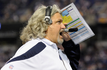 Rob Ryan Dallas' rising star