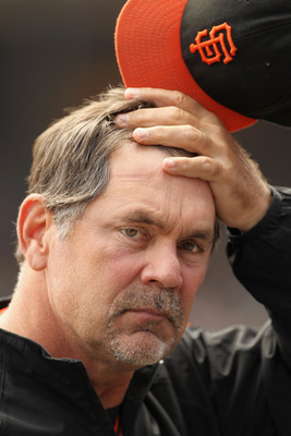 Beleaguered Bochy appears ready for a rest