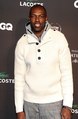 DALLAS, TX - FEBRUARY 04:  NFL player Terrell Owens attends GQ, Cadillac, Lacoste and Patron Tequila Celebrating the Coolest Athletes and the Big Game hosted by Andy Roddick at Hickory Street Annex on February 4, 2011 in Dallas, Texas.  (Photo by Michael