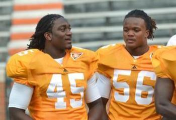 A.J Johnson and Curt Maggitt