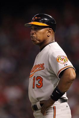 Willie Randolph is now an Orioles coach.
