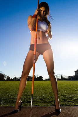 Leryn_franco_hot_girl_javelin_display_image