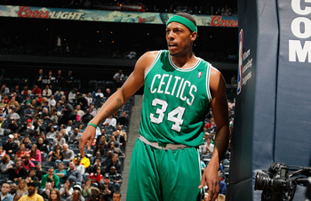 Celtic Great—Paul Pierce—Is From Los Angeles